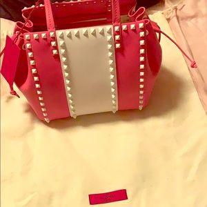 Valentino Rock stud handbag